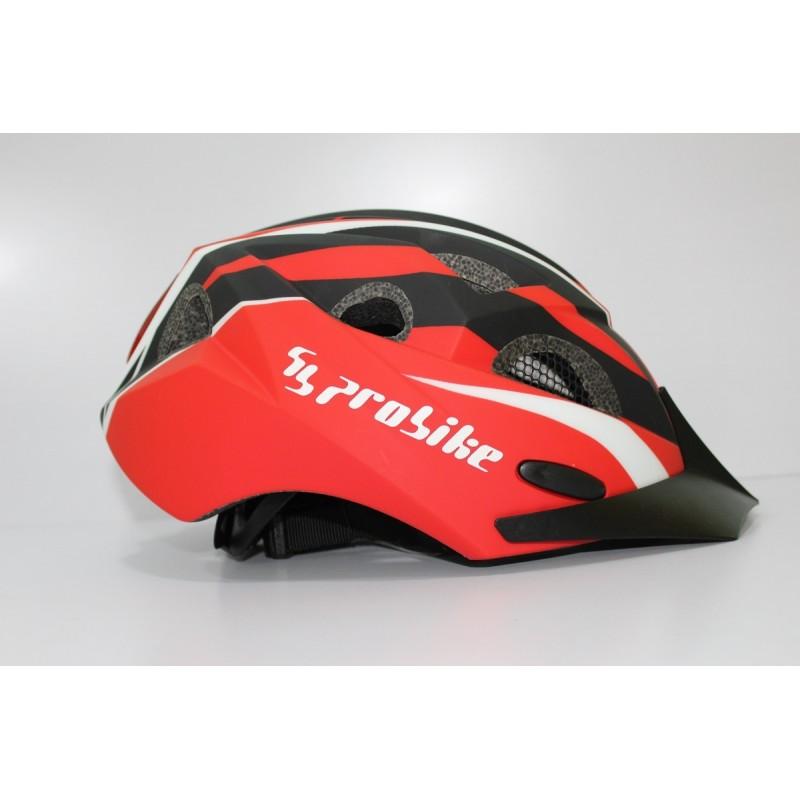 Probike Helmet Eclipse Red