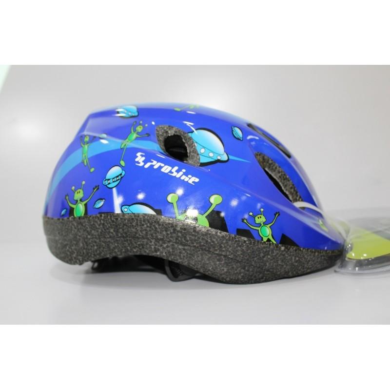 Probike Junior Joe Helmet Blue