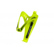 Raceone X3 Rubberized Bottle Cage Yellow Flourescent