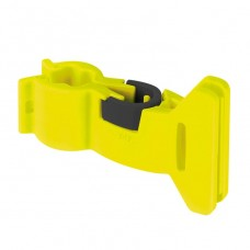 Raceone Seat Post Clip Yellow