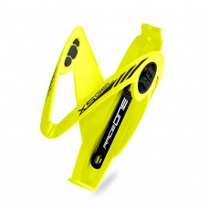Raceone X5 Bottle Cage Gel Yellow/Black