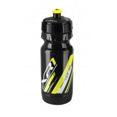 Raceone XR1 600ML Bottle Black & Yellow Cap