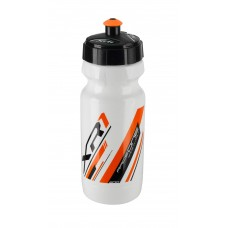 Raceone XR1 600ML Bottle White & Orange Cap