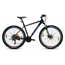 Raleigh 29x18.5 Terrain 20 Mountain Bike Black Orange Blue