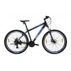 Raleigh 29x18 Terrain 10 Mountain Bike Black Blue White