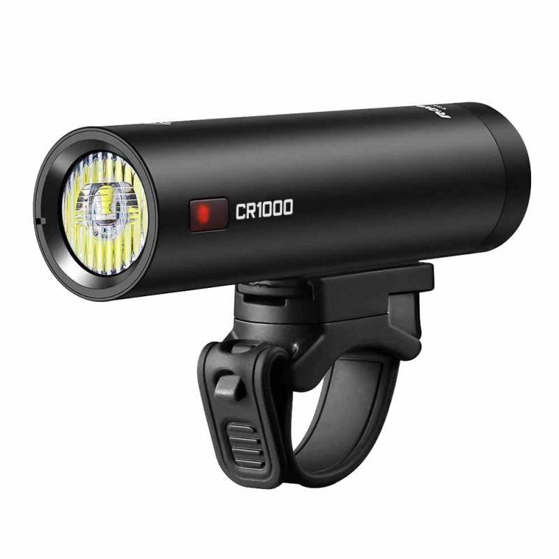 Ravemen CR1000 Rechargable Front Light Black