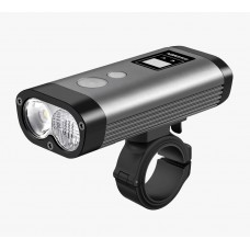 Ravemen PR1200 Rechargeable Front Light Grey