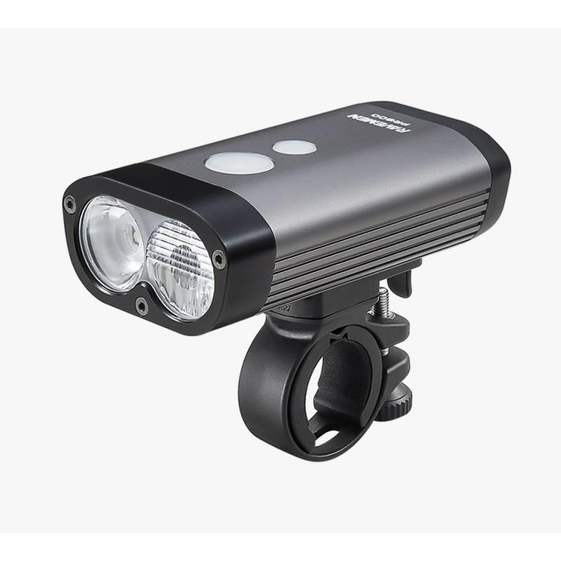 Ravemen PR800 Rechargeable Front Light Grey
