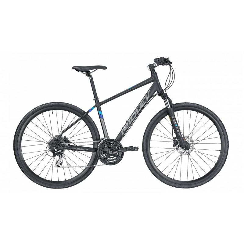 Ridley Cordis CX3 Hybrid Bike Black 2019
