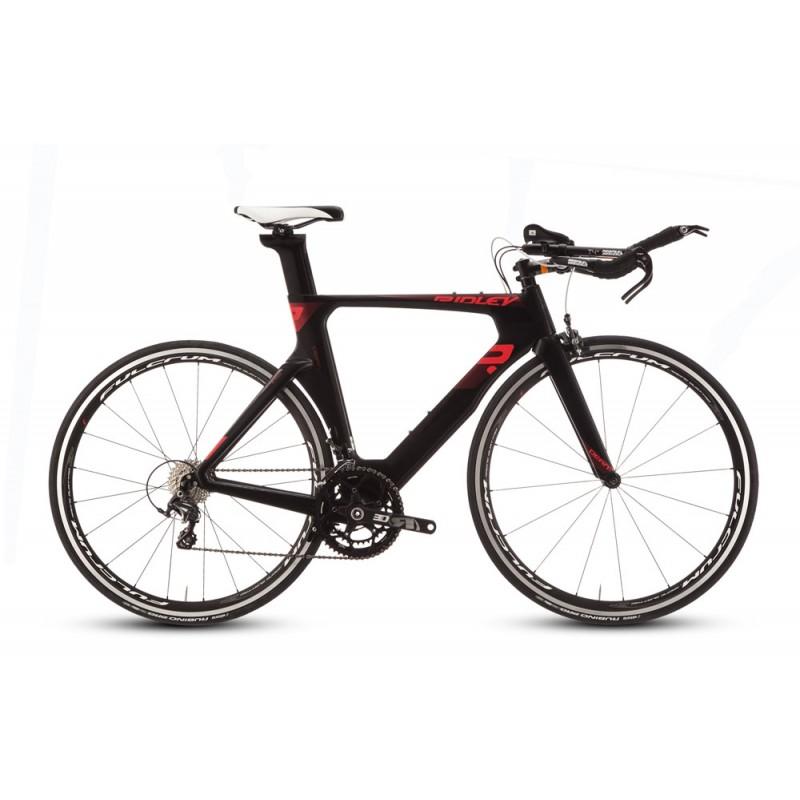 Ridley Dean 105 Road Bike 2018 Black Red