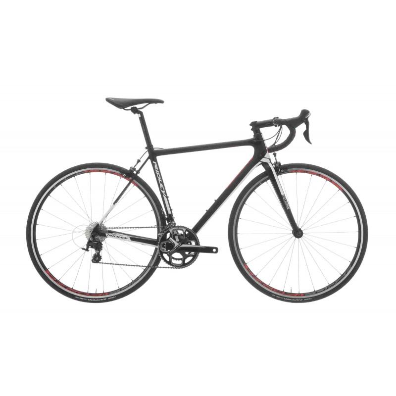 Ridley Helium X 105 Road Bike 2018 Black White