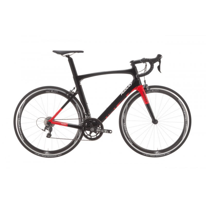 Ridley Noah Ultegra Road Bike 2018 Black Red