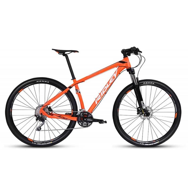Ridley Trail Fire Mountain Bike 2017 Orange