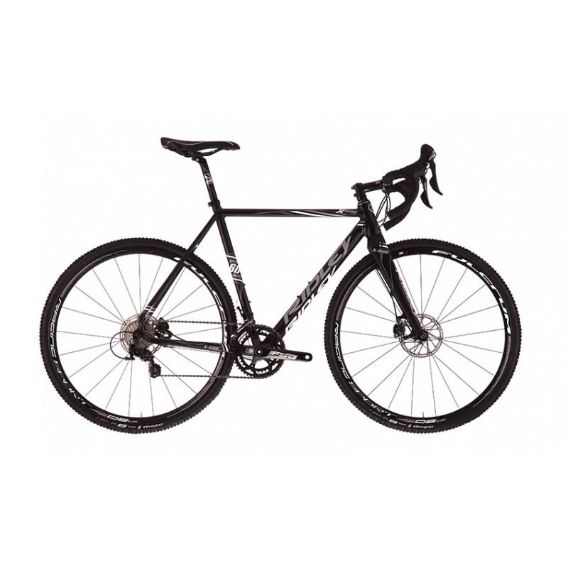 Ridley X-Ride 20 Disc Road Bike 2015 Matte Black