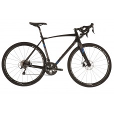 Ridley X Trail A40 Tiagra Road Bike 2017 Black