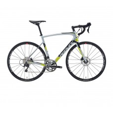 Ridley Fenix SL Disc 105 Mix Road Bike 2018 Silver Black