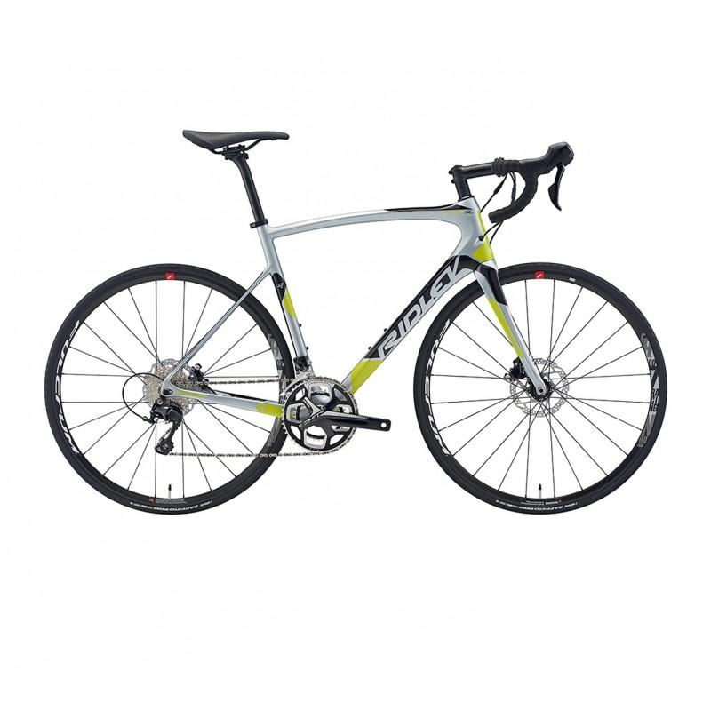 Ridley Fenix SL Disc 105 Mix Road Bike 2018 Silver Black