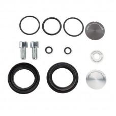 RockShox Fork Service Kit-Paragon Silver Coil A1