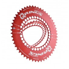 Rotor Q Ring Inner Chain Ring Red 34T-110BCD