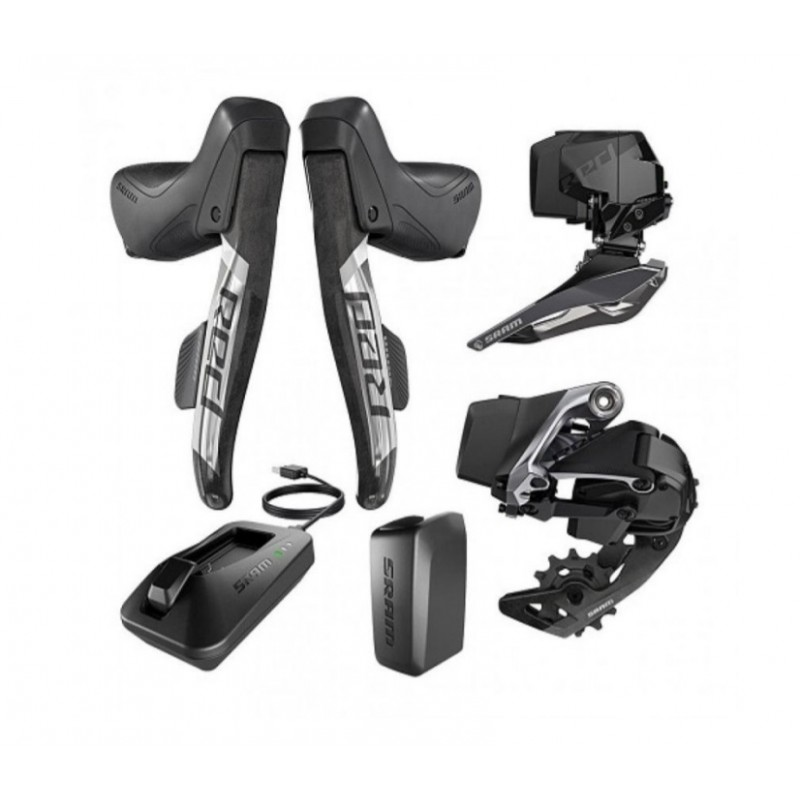 SRAM Red Etap AXS 2X12 Speed Groupset
