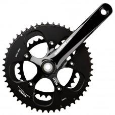 SRAM Apex 53-39 10 Speed Road Bike Crankset