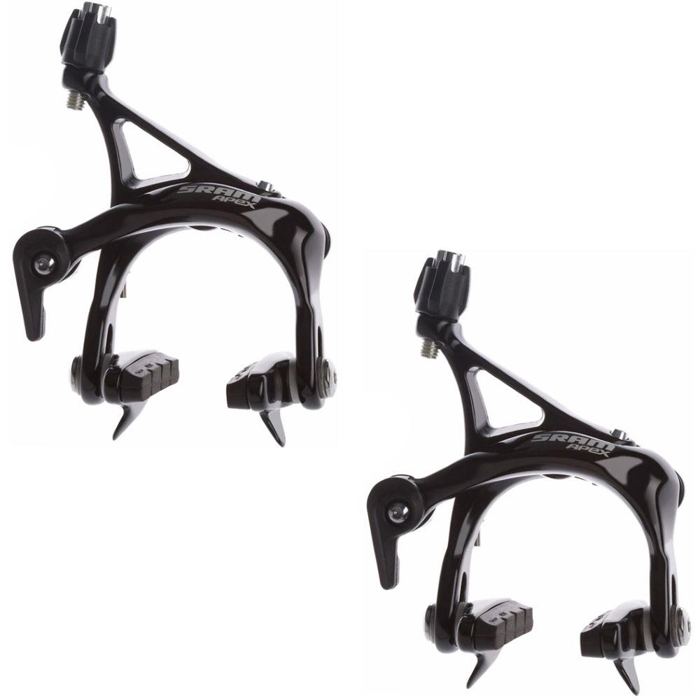 SRAM Apex Road Brake Caliper Set Black