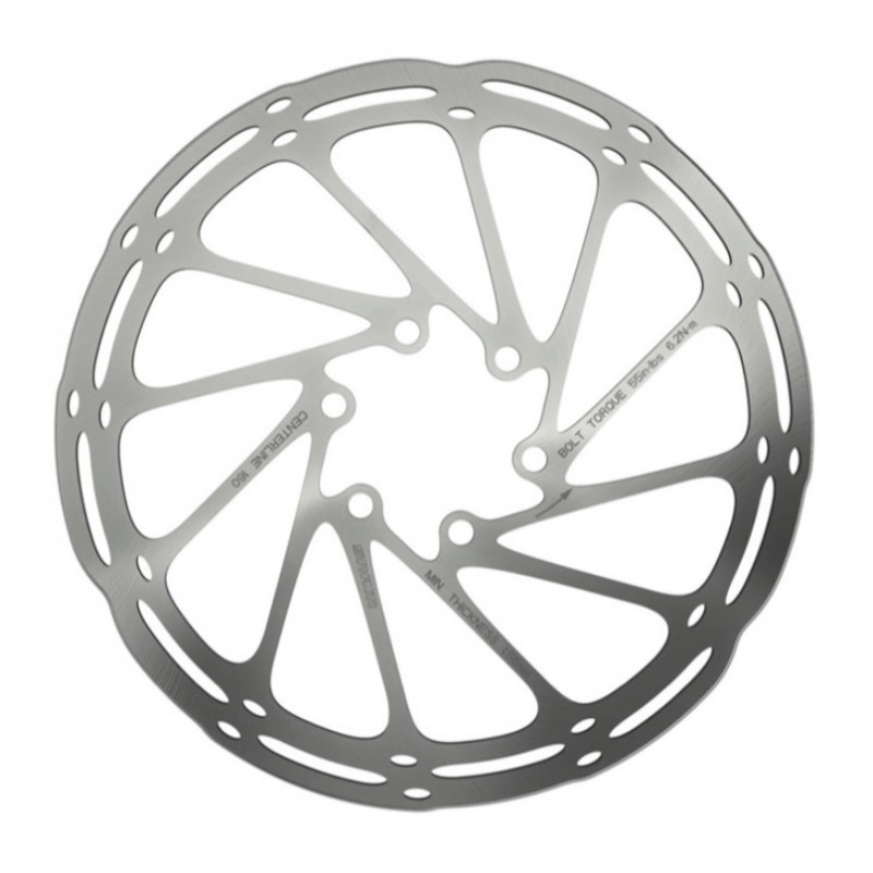 SRAM Centerline Rounded Edge Disc Rotors