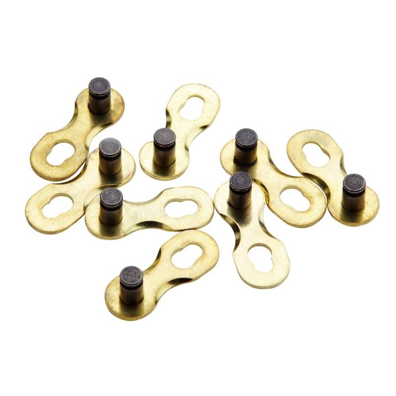 SRAM PowerLock Chain Connector 9 Speed Gold