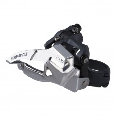 SRAM X7 Front Derailleur Dual Pull Low Clamp 31.8mm