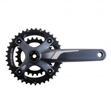 SRAM X7 GXP 10 Speed Mountain Bike Crankset 44-33-22