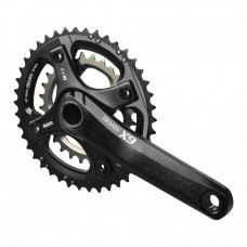 SRAM X9 10 Speed Mountain Bike Crankset 44-33-22