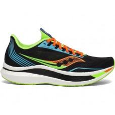 Saucony Endorphin Pro Men's Running Shoe Future Black