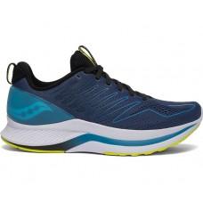 Saucony Endorphin Shift Men's Running Shoe Storm/Citrus