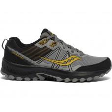 Saucony Excursion TR14 Men's Running Shoe Grey/Gold