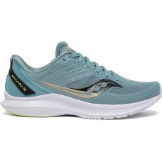 Saucony Kinvara 12 Men's Running Shoe Tide/Key Lime