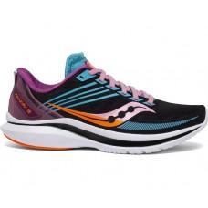 Saucony Kinvara 12 Women's Running Shoe Future Black