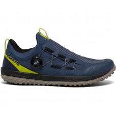 Saucony Switchback 2 Men's Running Shoe Storm/Citrus
