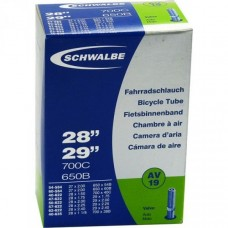 Schwalbe AV19 MTB tube schrader valve (27.5-29x2.00-2.40)