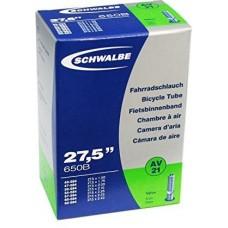 Schwalbe AV21 MTB Tube (27.5 x 1.5-2.40)