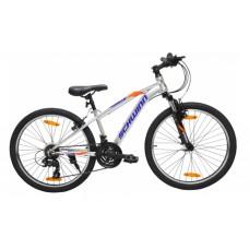 Schwinn High Timber 24T Kids Bike Silver 2018 (YS9170)