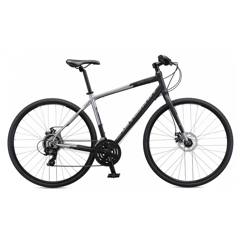Schwinn Super Sport Hybrid Bike 2018 Black Grey