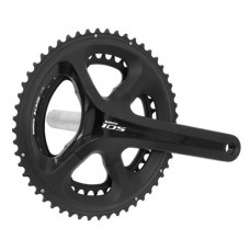 Shimano 105 FC-5800 11-Speed 170mm 53/39T Road Crankset (IFC5800CX39L)