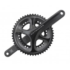 Shimano FC-6800 Ultegra Hollowtech II Road Crankset 11-Speed 50-34T-170mm (IFC6800CX04)