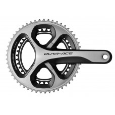 Shimano FC-9000 Dura Ace Hollowtech II Road Cranset 2x11 Speed (IFC9000CX04)