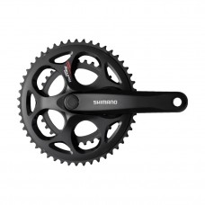 Shimano A050 FC-A070 Tourney Triple Road Crankset 7/8 Speed 170mm (EFCA070C04X)