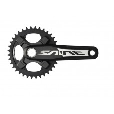 Shimano FC-M820 Saint Hollowtech 2 MTB Crankset 1x10 Speed-165mm