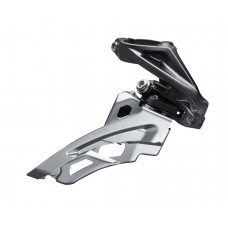 Shimano FD-M6000-H Deore Front Derailleur 10 Speed (Side Swing 66-69)