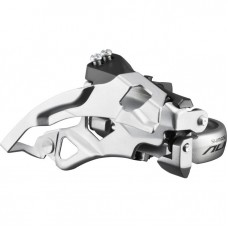 Shimano FD-T4000-TS Alivio Top-Swing Front Derailleur Trekking 3x9 Speed (EFDT4000TSX6)