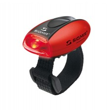 Sigma Sport Micro II Bike Safety Light Red/Led Red