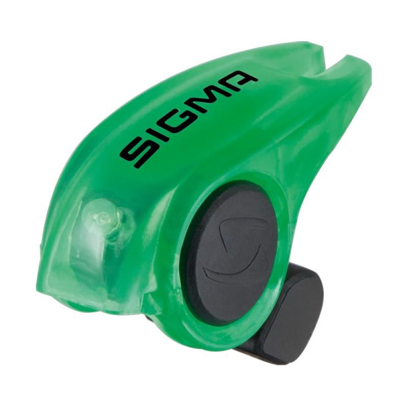 Sigma Sport Bike Saftey Brake Light Green